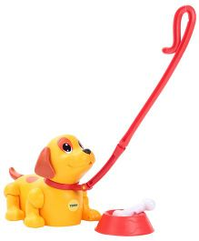 FUNSKOOL Tomy Pull Me Push Me Puppy Toy