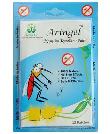 Aringel First Generation Mosquito Repellent Patch - 12 Patches