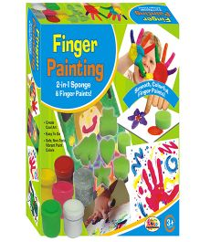 Ekta Finger Painting