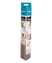 Apsara Metallic Pencils - Pack Of 10