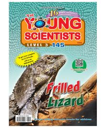 Young Scientist Frilled Lizard - Level 3 Book