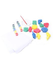Art & Fun Sponge Technic Kit