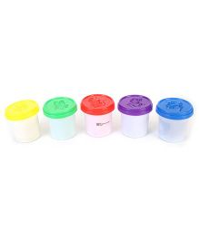 Art And Fun Play Dough - Pack of 5