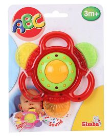 ABC Musical Rattle