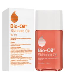 Bio Oil - 60 ml (Specialist Skin Care Oil - Scars, Stretch Mark, Ageing, Uneven Skin Tone)
