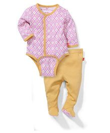 Magnificent Baby Adorable Set - Pink & Beige