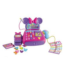 IMC Toys Disney Minnie Electronic Cash Register - Multi Color