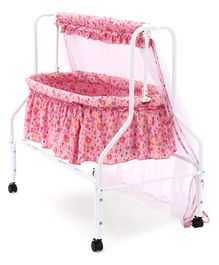 Zoe Dream Time Cradle - Pink