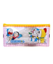 Doraemon Pencil Pouch - Pink