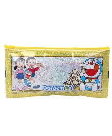 Doraemon Sparkle Pencil Pouch