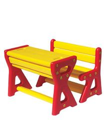 Playgro Toys Intellect Desk Yellow & Red - PGS-515 (color may vary)