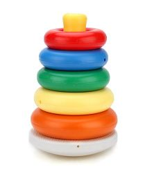 Anindita Toys Stacking Rings - 5 Rings