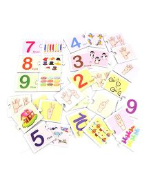 Anindita Toys Link And Learn Number - 3 Pieces