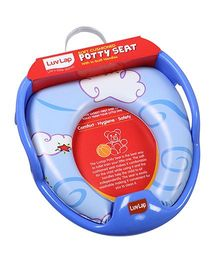 Luv Lap Cloud Nine Cushioned Potty Seat Blue - 18197