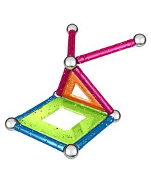Geomag Panels Glitter Construction Set - 22 Pieces
