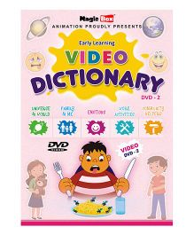 Preschool Video Dictionary DVD 2 - English