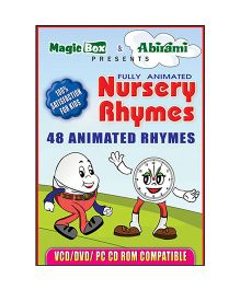 Nursery Rhymes DVD Volume 1 - English