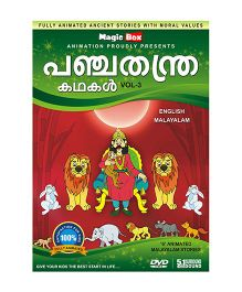 Panchatantra Stories Volume 3 - Malayalam