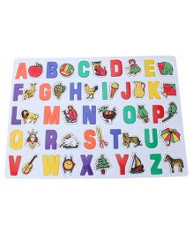 Unique ABC Toy Tray - 52 Pieces