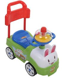 Kids Zone Bunny Ride On (Color May Vary)