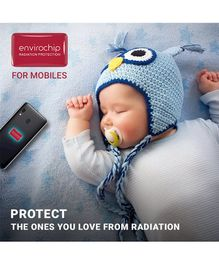 Envirochip Radiation Protector Chip For Mobile Phone - Red