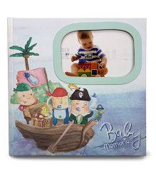 Gifthing Pirate 1st Year Memory Book
