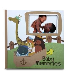 Gifthing Animal Pirate 1st Year Memory Book