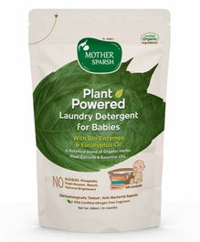 Mother Sparsh Plant Powered Baby Laundry Liquid Detergent - 500 ml