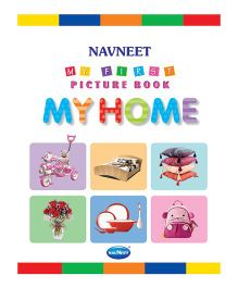 My First Picture Book My Home - English