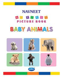 My First Picture Book Baby Animals - English