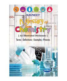A Glossary Of Chemistry - English