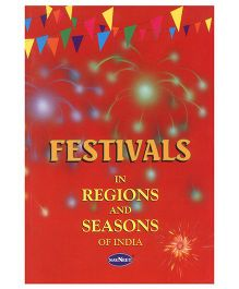 Festivals In Regions And Seasons Of India Book - English
