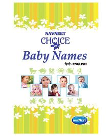 Choice Of Baby Names - English And Hindi