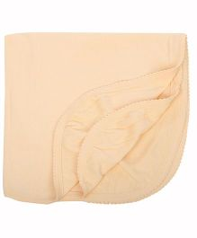 Tinycare Plain Bath Towel - Cream