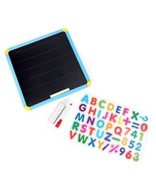 IToys Magnetic Double Sided Marker Board - Multicolor