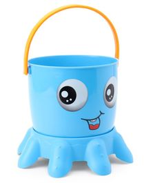 Ratnas Octopus Design Beach Toys Set Pack of 8 - Blue