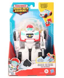 Transformers Rescue Bots Academy Medix The Doc Bot Figure White - Height 16 cm