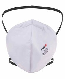 Medic S97 Anti Bacterial Face Protection Mask - White