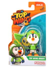 Top Wing Brody Figure Green - Height 9 cm