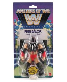 WWE Finn Balor Demon King Action Figure Red Black - Height 14 cm