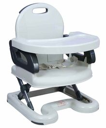 Mastela Booster Seat Cum Chair - Black White