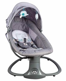 Mastela 3-in-1 Deluxe Multi Functional Bassinet - Grey
