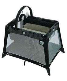 Graco Pack 'n Play Playard Nimble Nook Pierce - Black