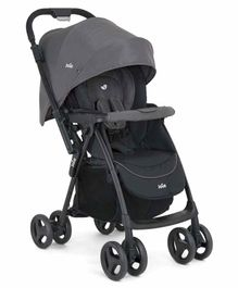 Joie Mirus Stroller with Adjustable Canopy - Black