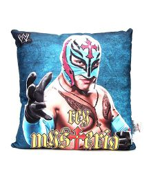 Simba Rey Mysterio Cushion - Blue
