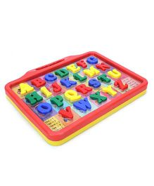 Ratnas Alphabet Slate 2 in 1