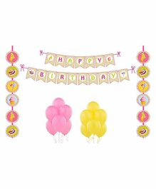 Untumble Candyland Theme Birthday Kit - Pack of 23