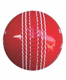 Speed Up Poly Soft Seam Cricket Ball - Red