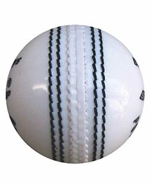 Speed Up Poly Soft Seam Cricket Ball - White