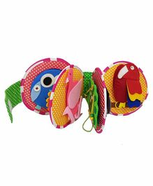 Octo Colors and Shapes with Birds Activity Toy - Multicolor